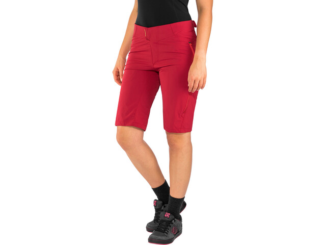 Endura SingleTrack Lite II Shorts Damen rustred